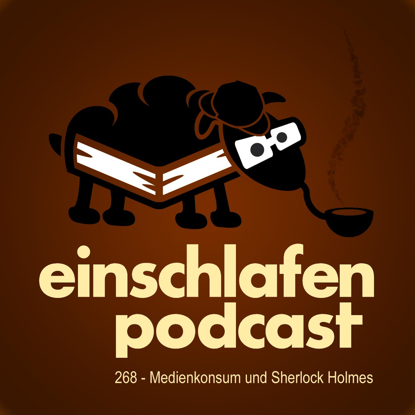 Medienkonsum und Sherlock Holmes - Episodenbild