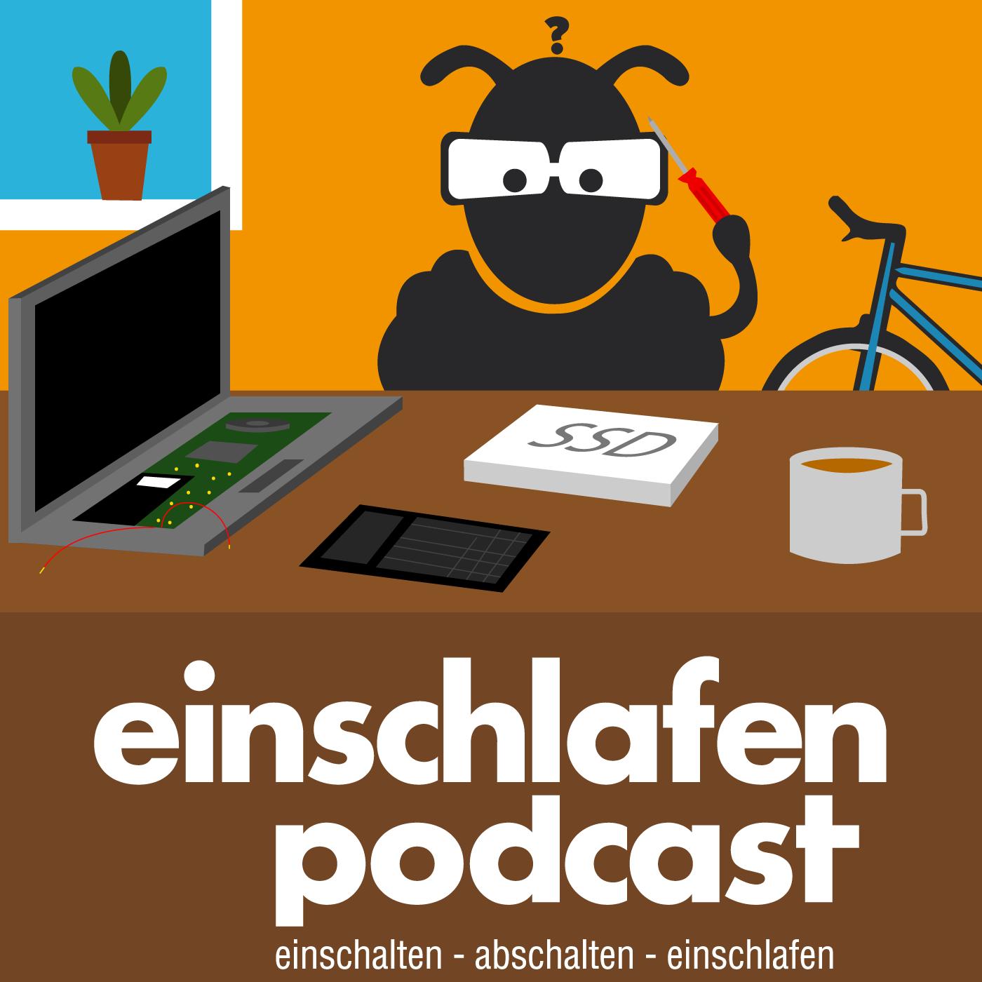 EP 313 - Die Geschichte mit der SSD und andere Irische Elfenmärchen - Episodenbild