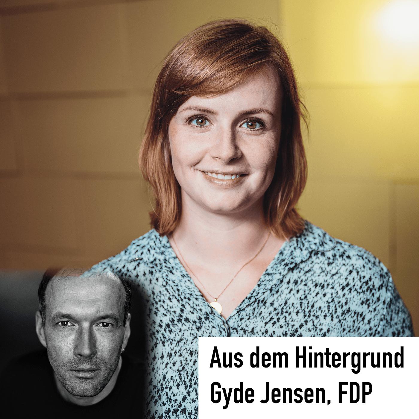Aus dem Hintergrund: Gyde Jensen - Episodenbild
