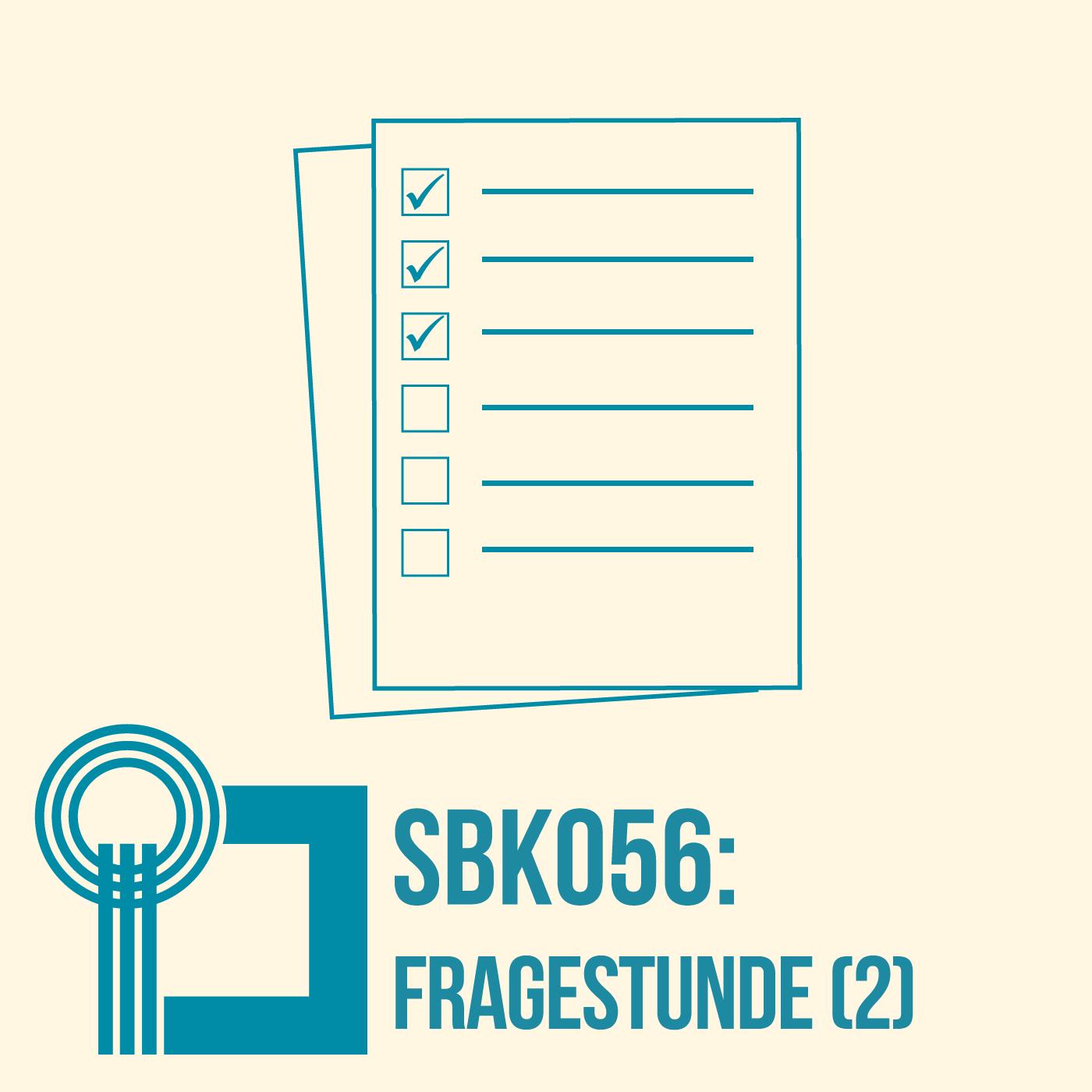 SBK056 Fragestunde (2)