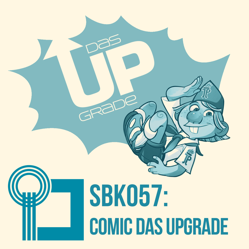 Comic Das UPgrade