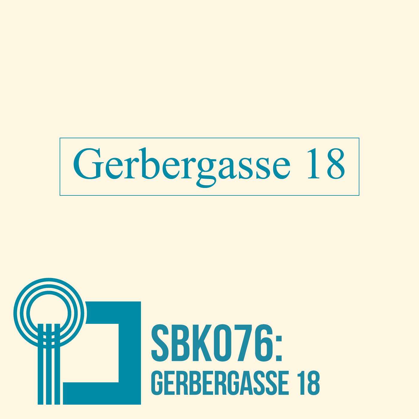 Gerbergasse 18